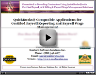 How Does Certified Payroll Solution for QuickBooks work?